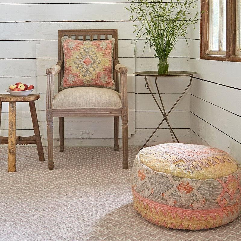 Nomad footstool