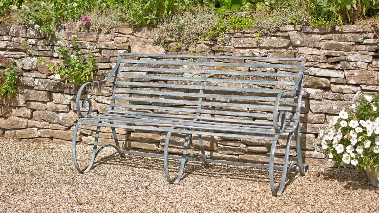 English Garden Benches Wrought Iron Bench Aluminium Bench Teak Bench