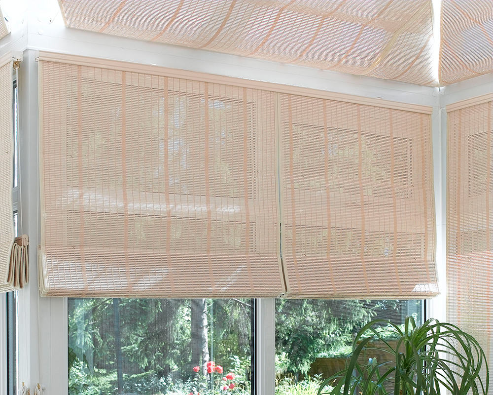 Conservatory Blinds and Shading | Conservatory Roof Blinds ...