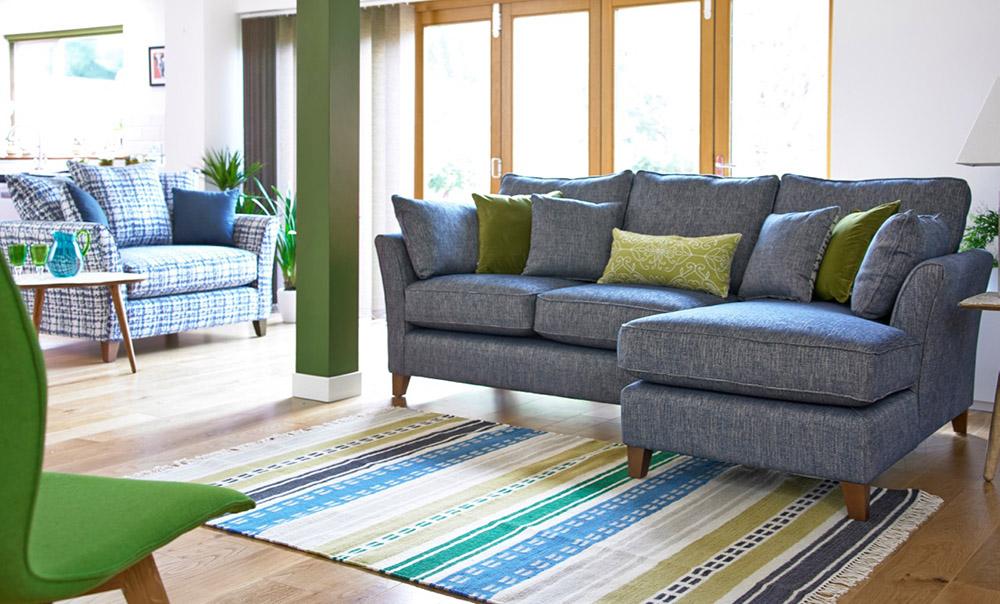 Finsbury Corner Sofa From £1,025