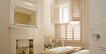 Wooden plantation blinds